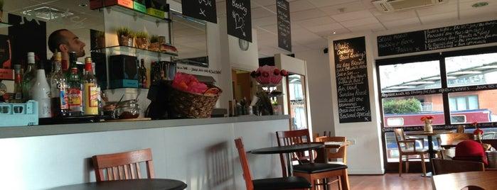 Ju Ju's Cafe is one of UK Birmingham.