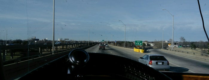 I-135 & US-400 is one of Matty's Kingdom.