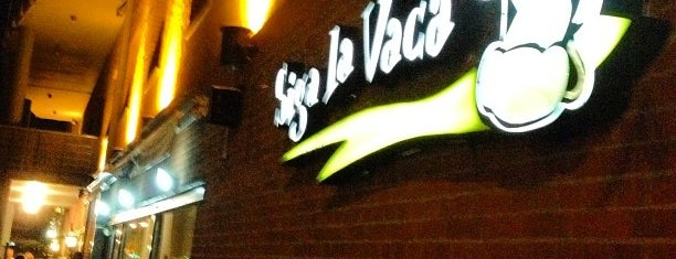 Siga la Vaca is one of Argentina.
