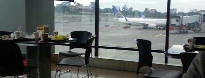 Aeropuerto Internacional La Aurora (GUA) is one of Por Hacer.
