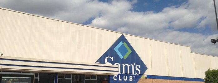 Sam's Club is one of Tempat yang Disukai MarMich.