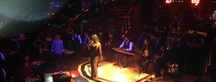 Broadway Nightclub is one of İzmir konak.