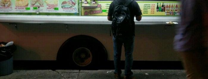 TRI Mexican Tacos is one of Big Belf's Big List of Queens Eats.