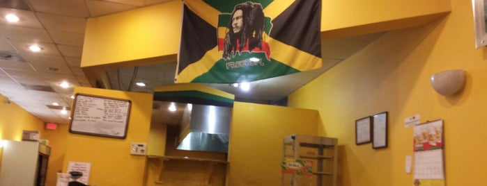 Contreju Jamaican Restaurant is one of ATL.