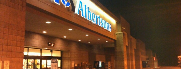 Albertsons is one of Orte, die Jack gefallen.