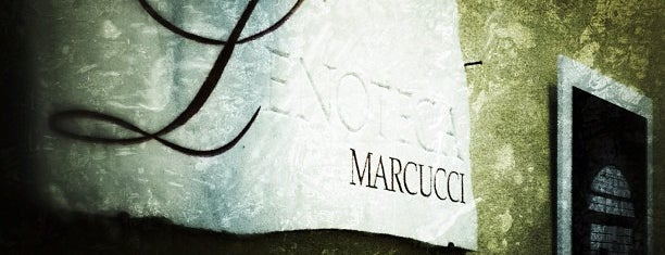 Enoteca Marcucci is one of 2018_daprovare.