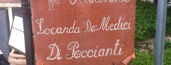 Locanda de' Medici - Enoteca Ristorantino Grosseto is one of Pappa in giro per l'Italia.