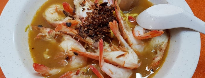 Loyang Way Big Prawn Noodles is one of Hawker Stalls I Wanna Try... (3).