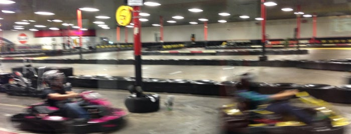 Track 21 Indoor Karting & More is one of Places to Visit.