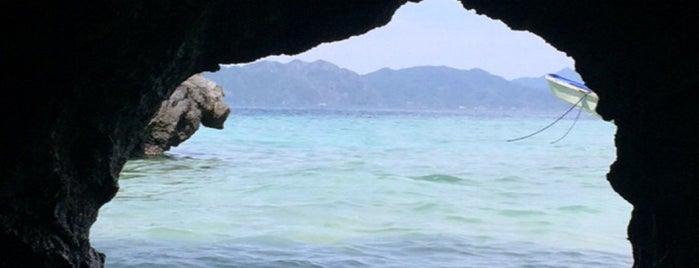 Seven Commandos Beach is one of Locais curtidos por Angelika.