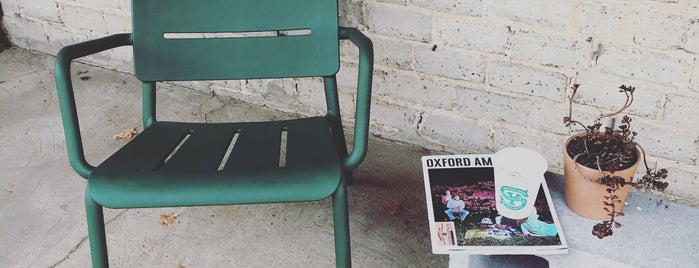 Switchyards - Inman Park Outpost is one of Tempat yang Disukai ed.