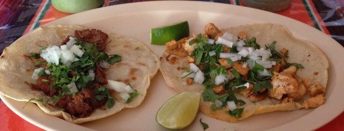 El Taco Naco is one of ed 님이 좋아한 장소.