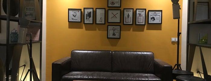 Cafe Tablighat | کافه تبلیغات is one of To Go :-D.