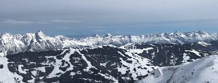 Schattberg Westgipfel 2096 m is one of Jumper.
