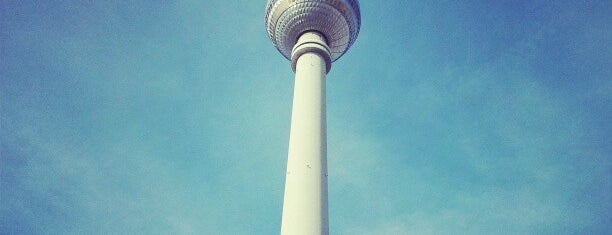 Berlin TV Tower is one of Classic Sight Seeing.