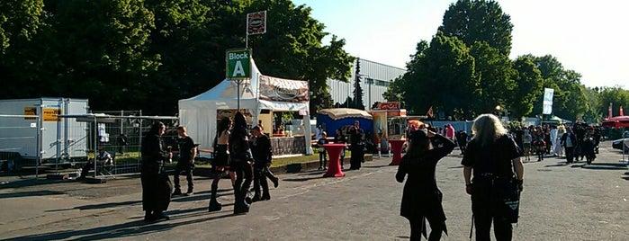 agra-Veranstaltungsgelände is one of สถานที่ที่ Karl ถูกใจ.
