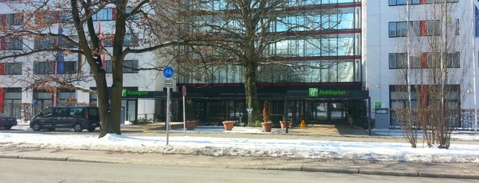 Holiday Inn Berlin - City West is one of Polen.