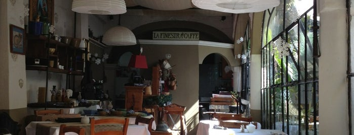 La Finestra Café is one of San Miguel de Allende.