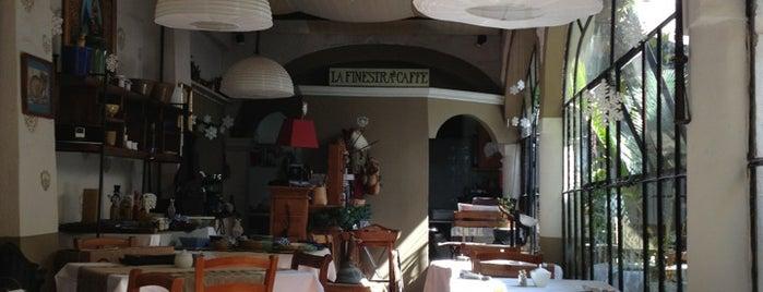 La Finestra Café is one of San miguel.
