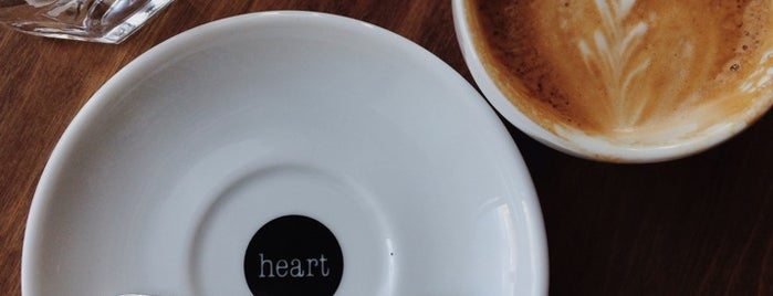 Heart Coffee is one of PDX: To-Dos in Portlandia.