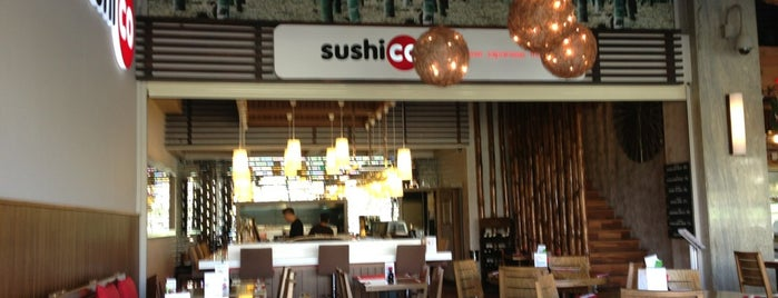 SushiCo is one of Ankara.
