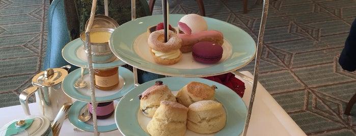 Diamond Jubilee Tea Salon is one of An Aussie's fav spots in London.