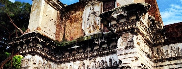 Foro di Nerva is one of ROME - ITALY.