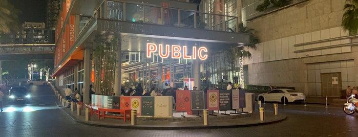 Public is one of A.A.A'nın Beğendiği Mekanlar.