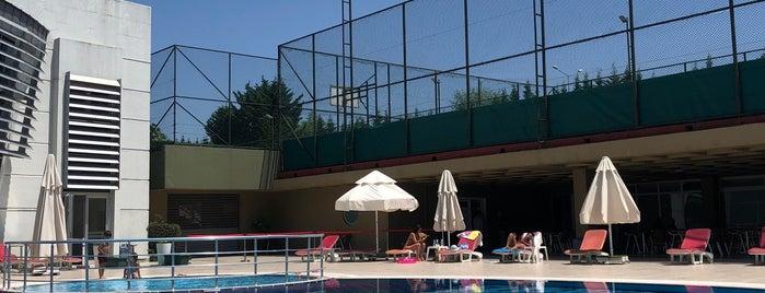 Club House Havuz is one of Tempat yang Disukai Eda.