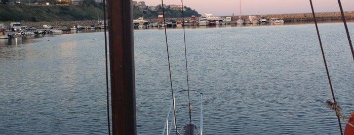 Tekirdağ Marina is one of TEKİRDAĞ.
