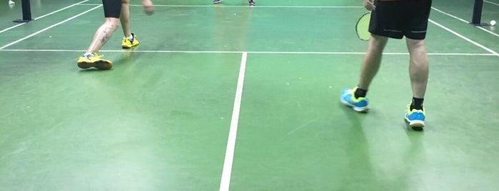 มิตรเสนา แบดมินตัน is one of Badminton Court.