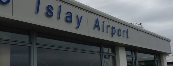 Islay Airport (ILY) is one of Airports Worldwide....