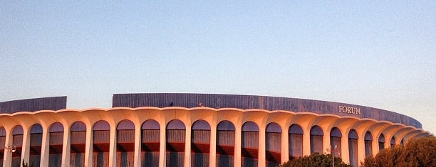 The Forum is one of Los Angeles.