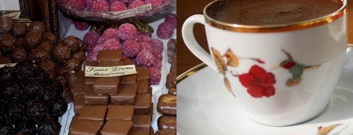 Çikolata & Kahve is one of 🔹mstf🔻 님이 저장한 장소.