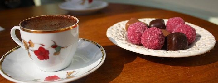 Çikolata & Kahve is one of NAZAR👍: сохраненные места.