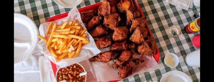 Gus's World Famous Fried Chicken is one of Chamblee Food.