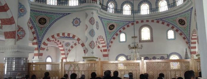 Mezitli Merkez Ulu Cami is one of Orte, die Hamit gefallen.