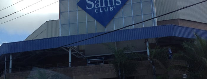 Sam's Club is one of Locais curtidos por Augusto.
