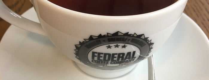 Federal Coffee Co. is one of 'Özlemさんのお気に入りスポット.