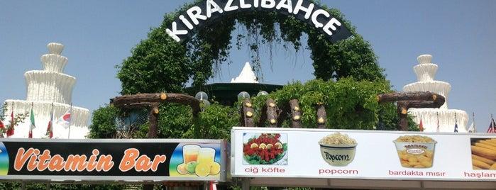 Kirazlıbahçe Dinlenme Tesisleri is one of Orte, die Hulya gefallen.