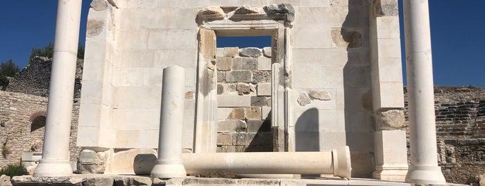 Rhodiapolis Antik Kenti is one of Orte, die Mahide gefallen.
