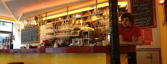 Le Basile is one of Paris // Tea, Cake, Coffee & More.