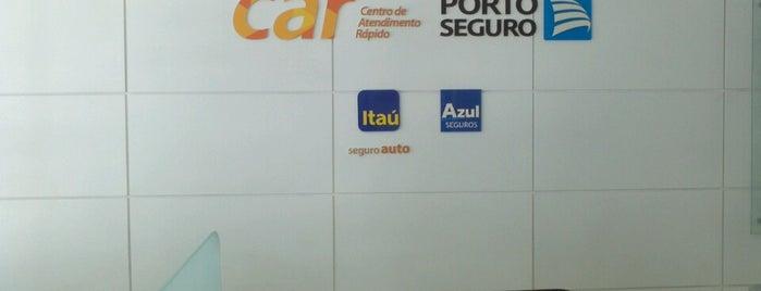 Car - Centro de Atendimento Rápido is one of Posti che sono piaciuti a Luis.