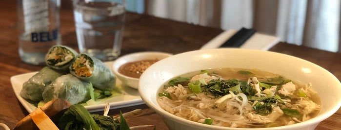 Pho Covent Garden is one of London4.