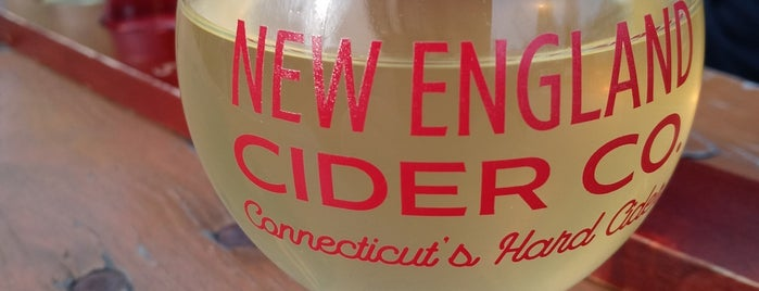New England Cider Company is one of My must visit brewery list.