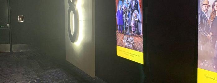 Novo Cinemas is one of สถานที่ที่ A.Hamit ถูกใจ.
