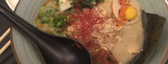 Chef's Club Counter Presents: Ramen Hood is one of NY to do - food.