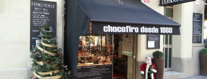 Chocofiro is one of Barcelona 🇪🇸.