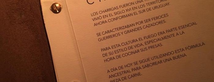 Charrua is one of Locais salvos de Mym.