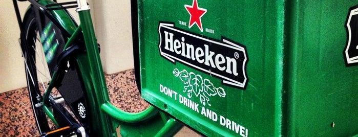 Heineken Experience is one of x2017 Amsterdam.